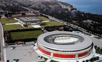 Antalya 100th Years Stadium